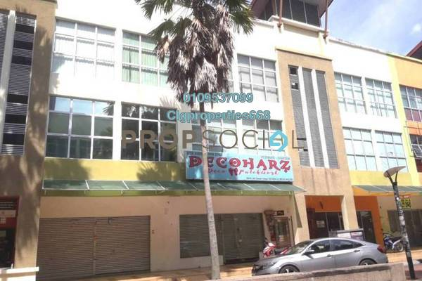 For Sale Shop at Lake Valley, Bandar Tun Hussein Onn Freehold Fully Furnished 0R/2B 2.27m