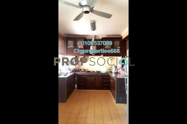 For Sale Terrace at Damai Jasa, Alam Damai Freehold Fully Furnished 4R/3B 795k