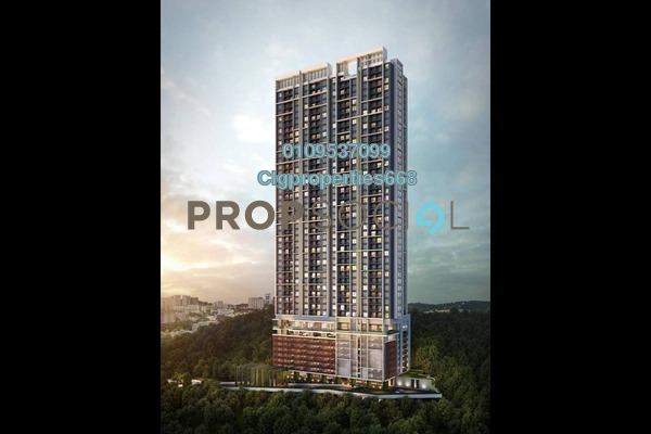 For Sale Condominium at The Hermington, Kuchai Lama Freehold Unfurnished 3R/2B 450k