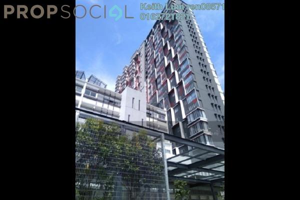 For Rent Apartment at Elevia Residences, Bandar Puchong Utama Freehold Unfurnished 3R/2B 1.7k