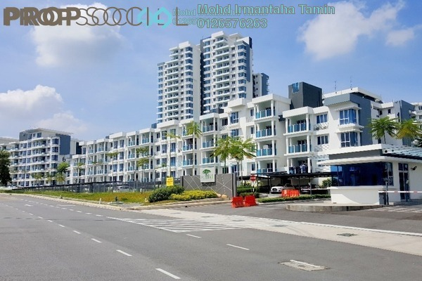 For Rent Apartment at Putra 1 Apartment, Bandar Seri Putra Freehold Fully Furnished 3R/2B 2k