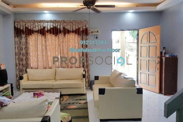 For Sale Terrace at Bandar Tasik Puteri, Rawang Freehold Semi Furnished 4R/3B 350k
