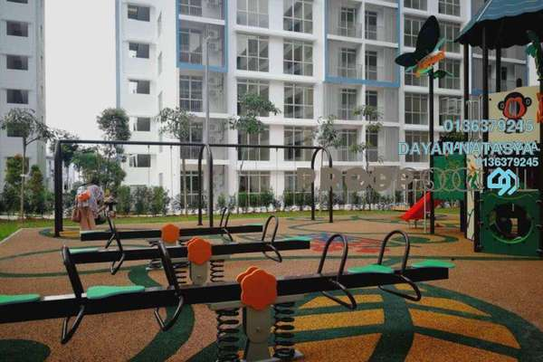 For Rent Apartment at MasReca N19eteen, Cyberjaya Freehold Unfurnished 3R/2B 1k