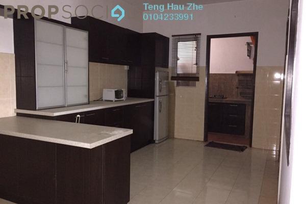 For Rent Condominium at Bayu Villa, Klang Freehold Fully Furnished 3R/2B 1.4k