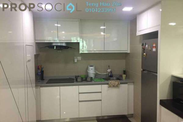 For Sale Condominium at Arte SW, Shah Alam Freehold Fully Furnished 2R/2B 600k