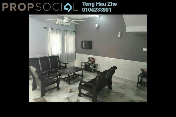 For Rent Terrace at Taman Klang Utama, Klang Freehold Fully Furnished 4R/3B 1.25k