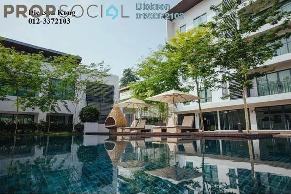 For Rent Bungalow at Bukit Ledang, Damansara Heights Freehold Semi Furnished 5R/6B 20k