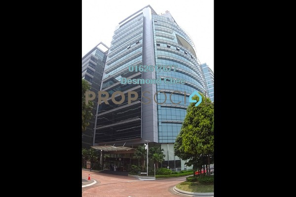 For Rent Office at The Horizon, Bangsar South Freehold Fully Furnished 0R/0B 2.9k