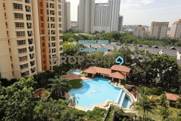 For Sale Condominium at Angkupuri, Mont Kiara Freehold Fully Furnished 2R/2B 680k
