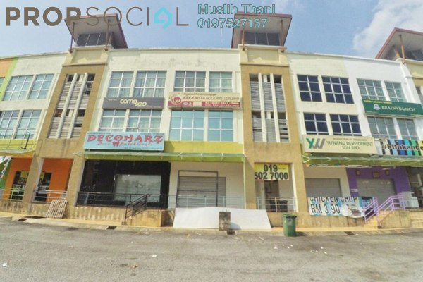 For Sale Shop at Lake Valley, Bandar Tun Hussein Onn Freehold Unfurnished 0R/0B 2.4m