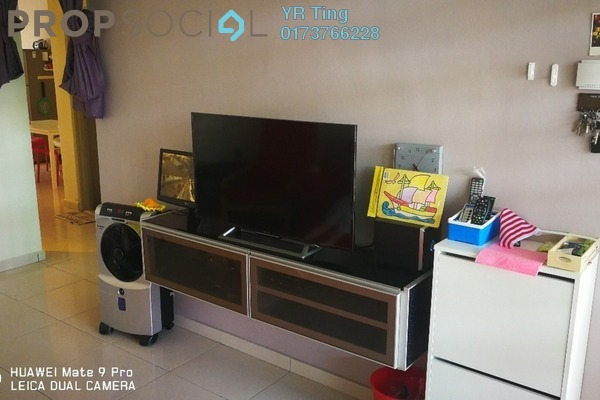 For Rent Terrace at Taman Rembia Utama, Alor Gajah Freehold Fully Furnished 3R/2B 1.6k