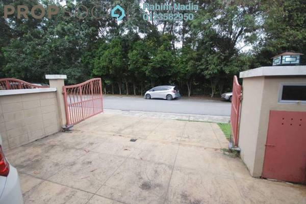 For Sale Terrace at Sunway Kayangan, Shah Alam Freehold Semi Furnished 4R/3B 700k