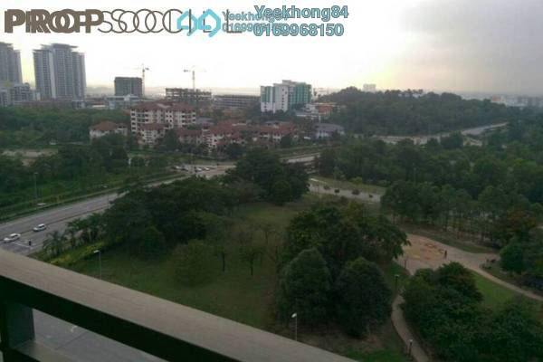 For Rent Serviced Residence at DPulze, Cyberjaya Freehold Fully Furnished 1R/1B 1.5k