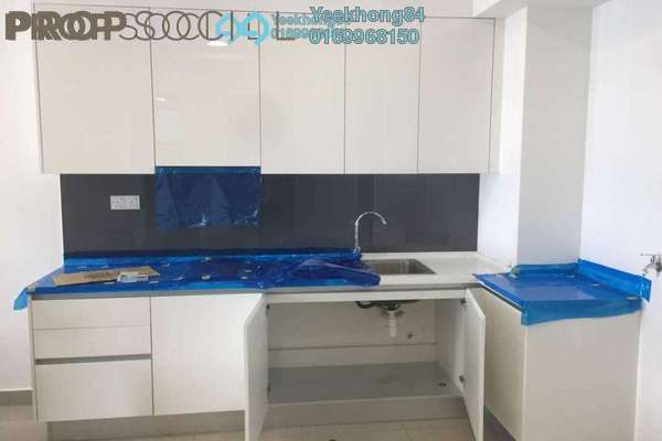 For Rent Serviced Residence at Eclipse Residence @ Pan'gaea, Cyberjaya Freehold Fully Furnished 2R/2B 1.8k