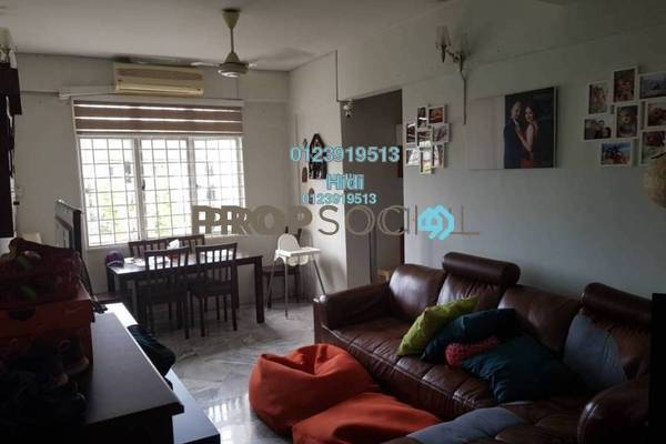 For Rent Serviced Residence at Goodyear Court 10, UEP Subang Jaya Freehold Fully Furnished 3R/2B 1.4k