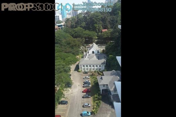 For Rent Serviced Residence at Suasana Bukit Ceylon, Bukit Ceylon Freehold Fully Furnished 1R/1B 2.8k