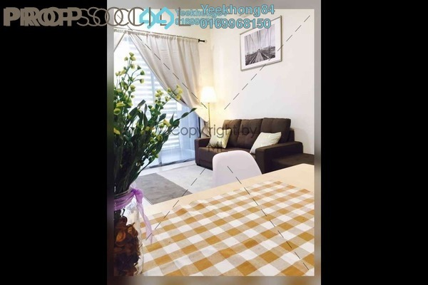 For Rent Condominium at The Petalz, Old Klang Road Freehold Fully Furnished 3R/2B 2.5k