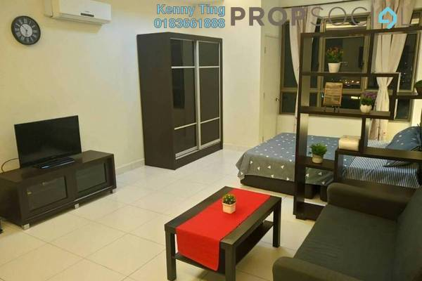 For Rent SoHo/Studio at Neo Damansara, Damansara Perdana Freehold Fully Furnished 0R/1B 1.6k