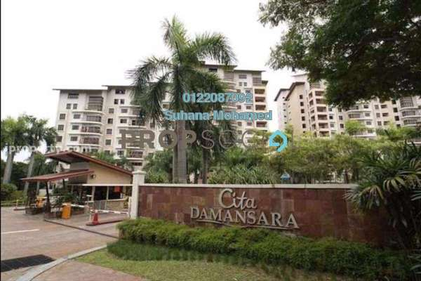 For Sale Condominium at Cita Damansara, Sunway Damansara Freehold Semi Furnished 3R/2B 650k