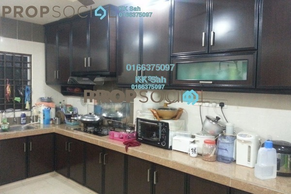 For Sale Terrace at Taman Sejati 5, Klang Freehold Fully Furnished 4R/3B 430k