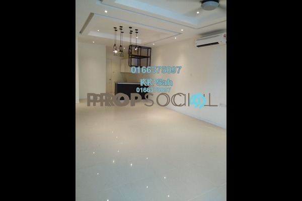 For Sale Superlink at Mansion 88, Semenyih Freehold Semi Furnished 5R/5B 890k