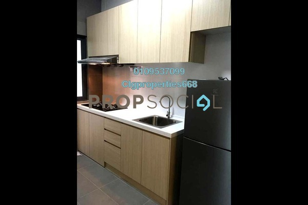 For Sale Serviced Residence at Amerin Mall & Residence, Balakong Freehold Fully Furnished 2R/2B 640k
