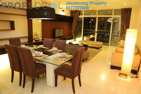 For Rent Condominium at Idaman Residence, KLCC Freehold Fully Furnished 4R/3B 4k