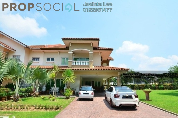 For Sale Semi-Detached at Section 13, Shah Alam Leasehold Semi Furnished 5R/4B 2.51m