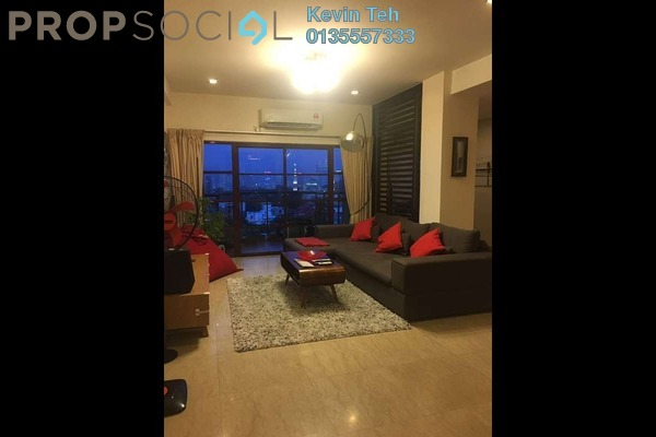 For Sale Condominium at Hartamas Regency 1, Dutamas Freehold Semi Furnished 4R/3B 1.1m