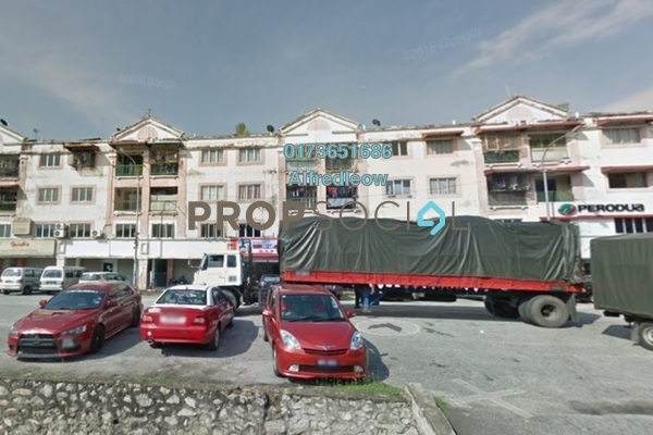 For Rent Apartment at Prima Selayang, Selayang Freehold Unfurnished 5R/2B 850translationmissing:en.pricing.unit