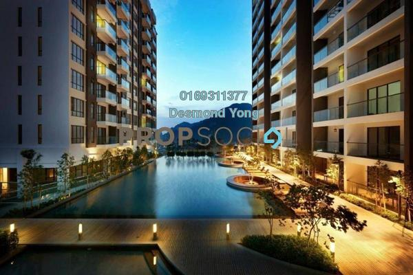 For Rent Condominium at Urban 360, Gombak Freehold Fully Furnished 1R/1B 1.3k