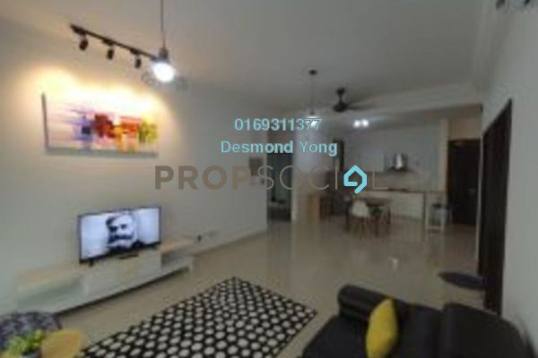 For Rent Condominium at Boulevard Serviced Apartment, Jalan Ipoh Freehold Fully Furnished 3R/2B 2.4k