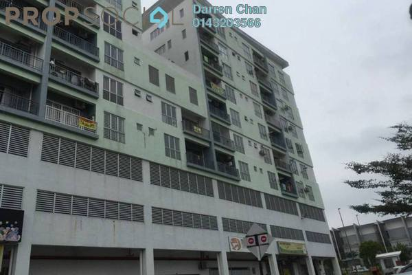 For Rent Office at Suria Court, Bandar Mahkota Cheras Freehold Unfurnished 0R/0B 2k