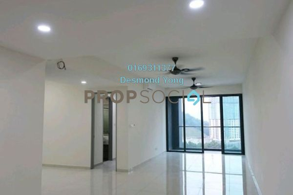 For Rent Condominium at Infiniti3 Residences, Wangsa Maju Freehold Semi Furnished 3R/2B 2.2k