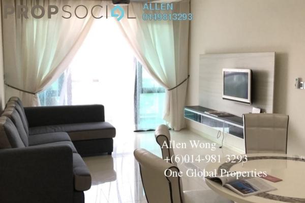 For Rent Condominium at Impiana Residences, Iskandar Puteri (Nusajaya) Freehold Fully Furnished 3R/3B 2.3k