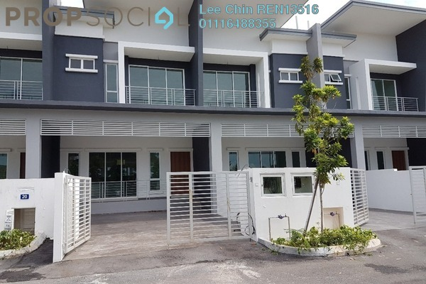 For Sale Semi-Detached at Ridgeview Residences, Kajang Freehold Unfurnished 4R/3B 1.2m