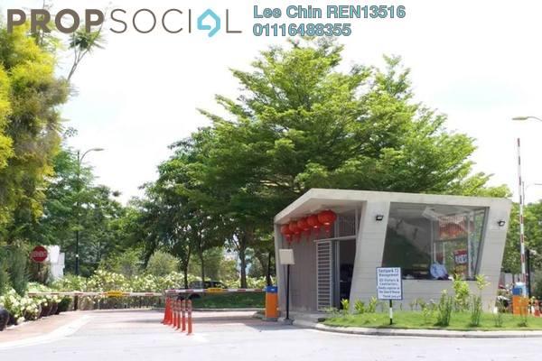 For Sale Semi-Detached at Eastpark 72, Bandar Mahkota Cheras Freehold Semi Furnished 5R/5B 1.58m