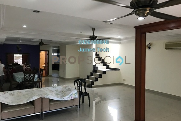 For Sale Terrace at Taman Chi Liung, Klang Freehold Semi Furnished 5R/4B 759k