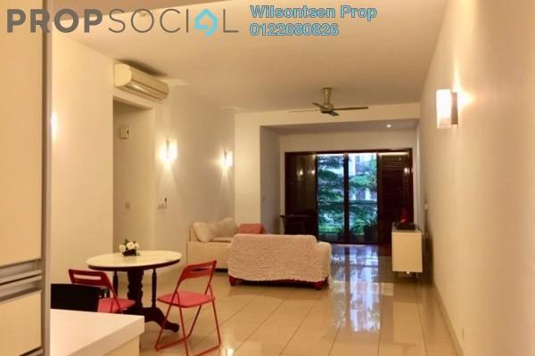 For Rent Condominium at Surian Condominiums, Mutiara Damansara Freehold Semi Furnished 3R/2B 3k