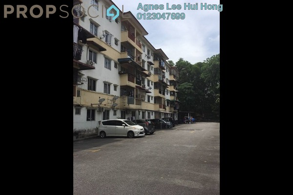 For Rent Apartment at Taman Cheras Awana, Cheras Freehold Unfurnished 3R/2B 750translationmissing:en.pricing.unit