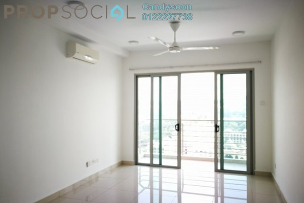 For Rent Serviced Residence at One South, Seri Kembangan Freehold Fully Furnished 3R/2B 1.9k