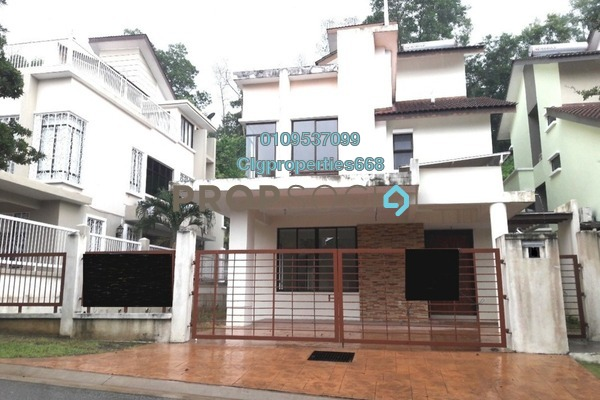 For Sale Semi-Detached at Suria Residen, Batu 9 Cheras Freehold Unfurnished 5R/5B 1.28m