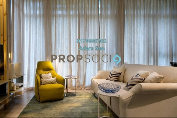 For Sale Condominium at Expressionz Professional Suites, Titiwangsa Freehold Fully Furnished 2R/2B 1.16m