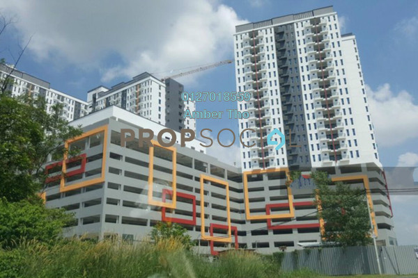 For Rent Shop at Ascotte Boulevard, Semenyih Freehold Unfurnished 2R/2B 4.51k