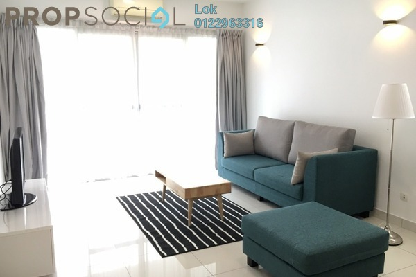 For Rent Condominium at Ceriaan Kiara, Mont Kiara Freehold Fully Furnished 3R/4B 4.3k
