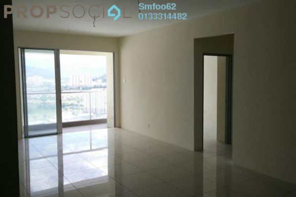 For Sale Condominium at Infiniti3 Residences, Wangsa Maju Freehold Semi Furnished 3R/2B 639k