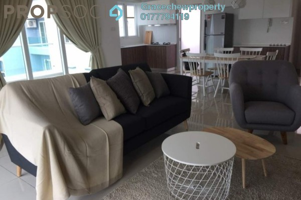 For Rent Apartment at Seasons Luxury Apartments, Johor Bahru Freehold Fully Furnished 4R/3B 2.58k