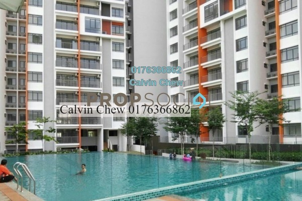 For Sale Condominium at Ameera Residence, Kajang Freehold Unfurnished 3R/2B 335k