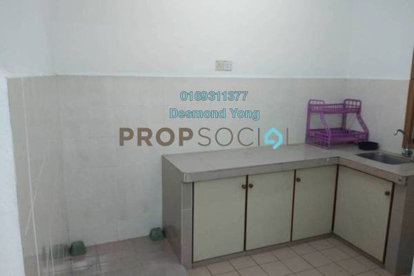 For Rent Condominium at Idaman Sutera, Setapak Freehold Semi Furnished 3R/2B 1.05k