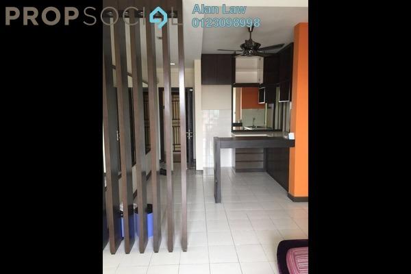 For Rent Condominium at Ritze Perdana 1, Damansara Perdana Freehold Semi Furnished 1R/1B 1.4k